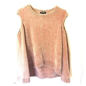 Express soft & comfy sweater. Size M.